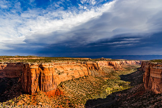 Ute Canyon Clouds | by IntrepidXJ
