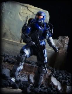 McFarlane Halo Reach - Carter [Noble One]   Ed Speir IV   Flickr