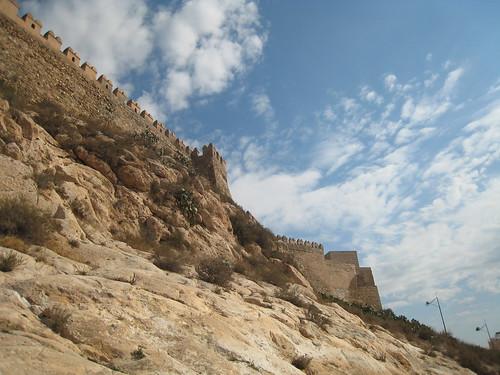 Up to the Alcazaba | by YamezA