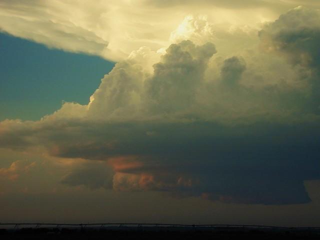072402 - Classic Nebraska Wall Cloud!