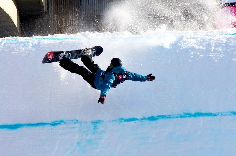 Quebec City Snowboard Jamboree Big Air 2011