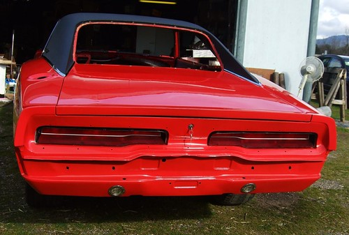 outside with trim - rear | by Tolley's Charger
