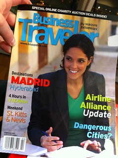 Business Traveler Magazine | by Jennifer Kumar