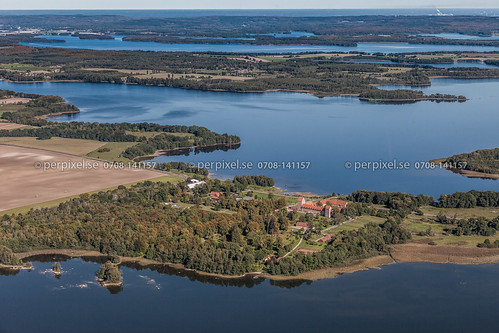 3 bäckaskogsslott fjälkinge ivösjön kiaby oppmannasjön skåne sverige swe flygfoto