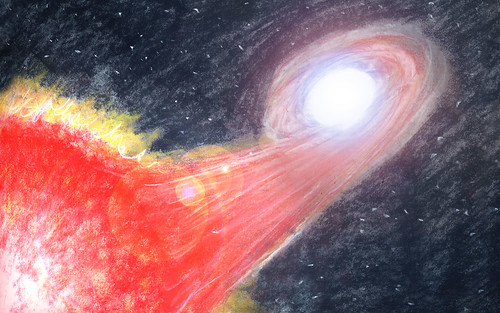 Typa 1A Supernova Flat | by NickCody