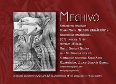 2011. március 10. 12:31 - Román Márta: Mozaik-variációk