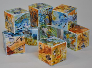 Topographies & Tales StoryCubes