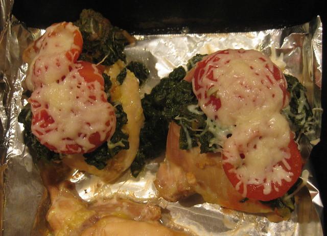 Baked Chicken Italiano!