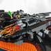 The Batwing - Turbine Detail Shot