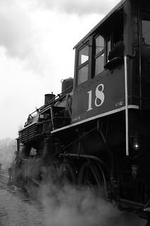 SLRG 18 at La Veta, CO