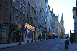 The Royal Mile | by aussieontour