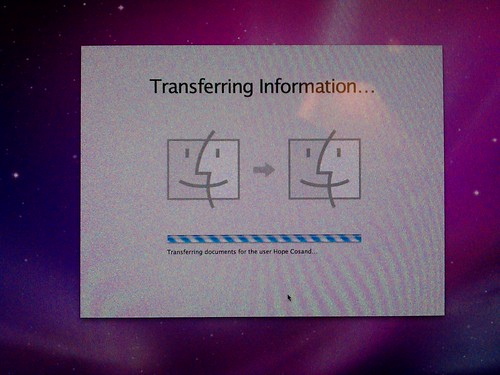 Transferring Information | by dcosand