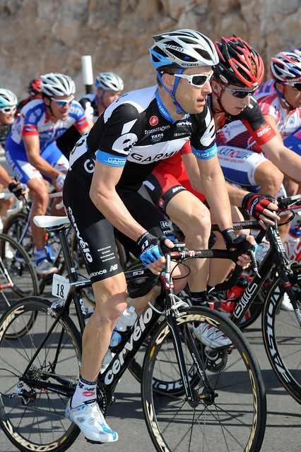 Christian Vande Velde - Tour of Oman, stage 2