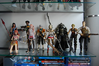 FF13 and FF12 figures | by Plastic_Fantastic