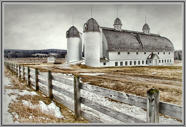 not your ordinary barn...