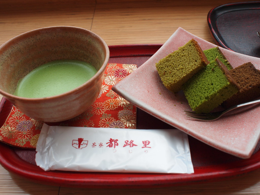 where to buy Green Tea in tokyo