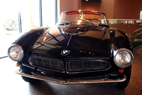 1958 BMW Model 507 Roadster 2   by Jack Snell - Thanks for over 26 Million Views