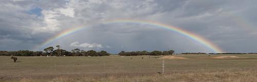 Full rainbow!   by Stephen Edmonds