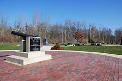 Civiil War Memorial - Veterans Memorial Park