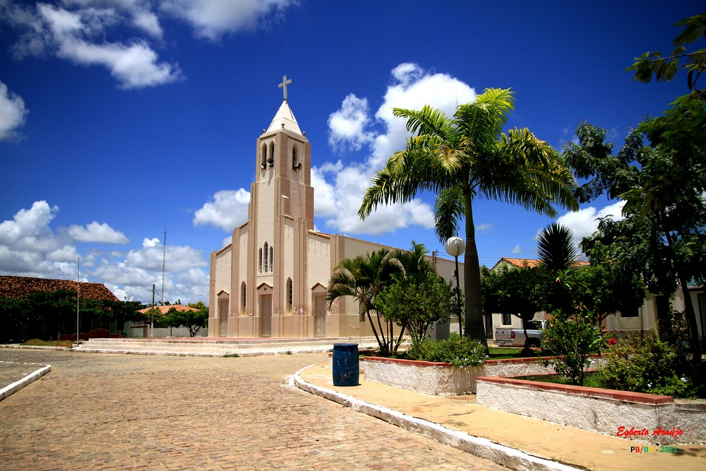 Congo-PB. Igreja Matriz (Santa Ana) (2) | O município do CON… | Flickr