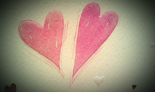 77/365 Two Hearts | by Hexagoneye Photography