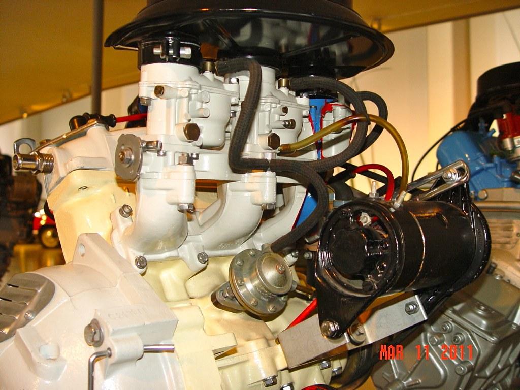 d Saab museum engine- 1966-68 841cc 3 cylinder 2 stroke 4 | Flickr