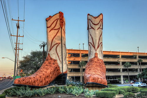 North Star Mall Boots | by BrianMoranHDR