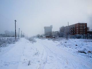 Iarna la Lujerului | by m!Chou