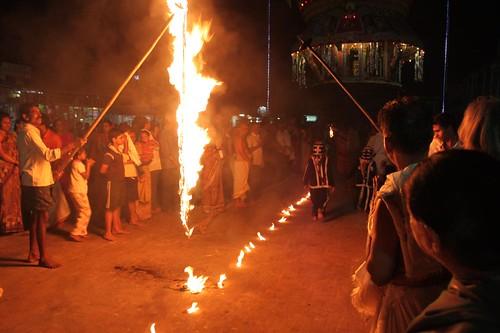 The Paryaya Festival in Udupi   by Thomas Andersen