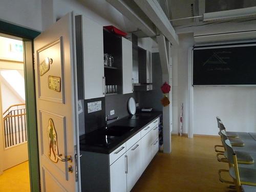 0 Neubau Küche