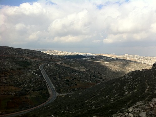 road cloud dark hills hdr