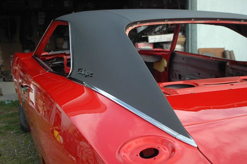 outside with trim - sail panel   by Tolley's Charger