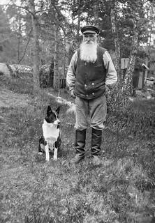 Carl Persson, Betsede, Uppland, Sweden