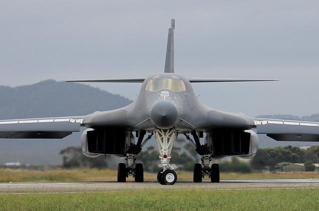USAF B-1B Lancer (Bone)