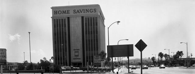 Home Savings, West Covina 1970