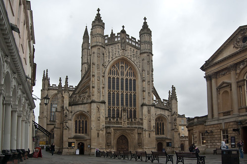Bath Abbey | by Shelley & Dave