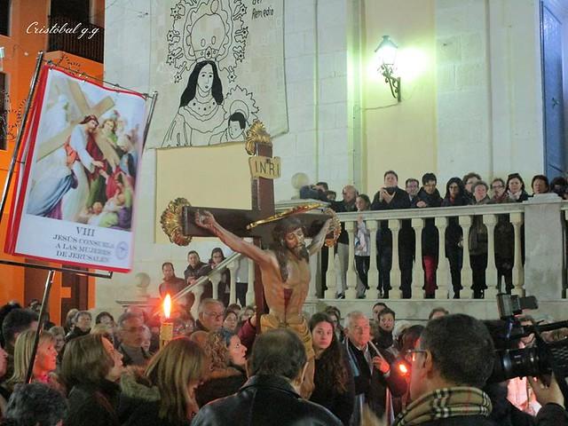 (2016-03-18) - VII Vía Crucis nocturno - Cristobal González García  (07)