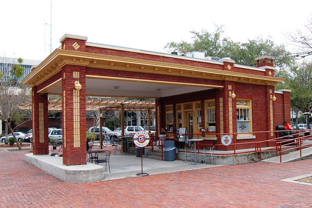Gulf Oil, Bethel Gas Station, Florida, Gainesville (9,268)