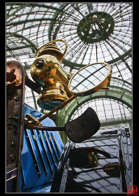 110 ans d'automobile au Grand-Palais