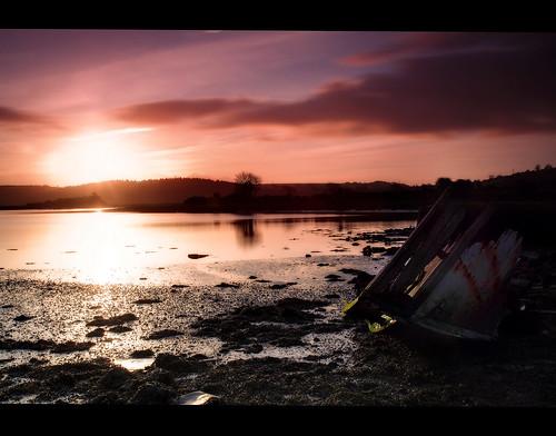 ocean ireland sea seascape beach sunrise landscape dawn boat ship cork shipwreck wreck munster carrigtwohill brownisland