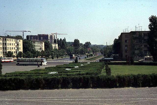Bucharest, Romania 1976