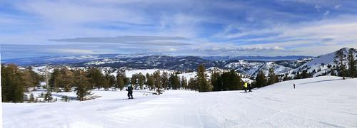 Tahoe, Skiing, Squaw 2-11   by aka lujones