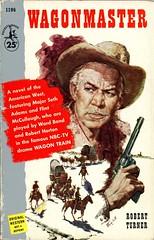 Pocket Books 1196 - Robert Turner - Wagonmaster