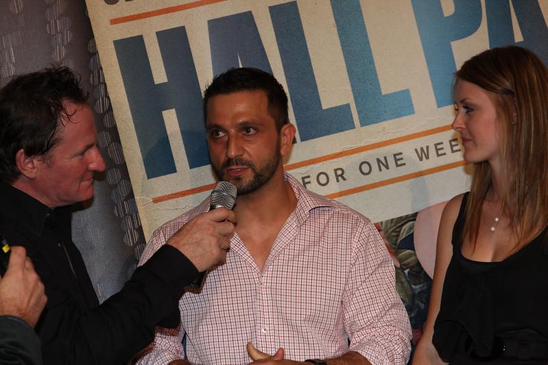 Hall Pass, Red Carpet Premiere Sydney- Owen Wilson,