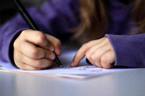 Writing | by dotmatchbox