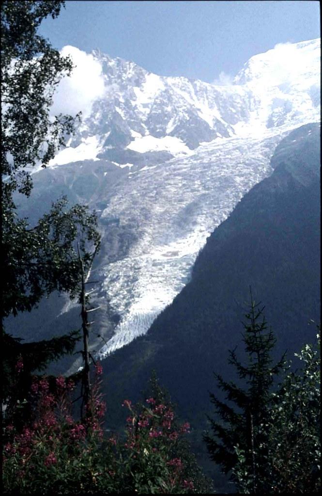 Glacier des Bossons - Chamonix - France