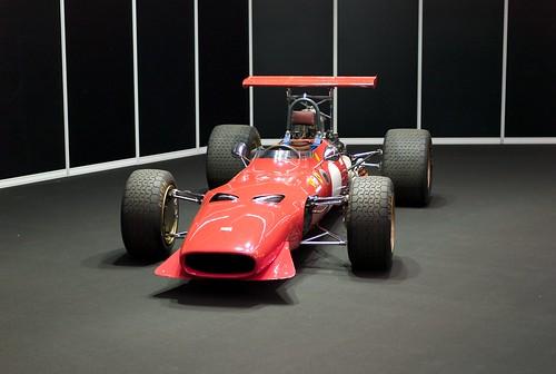 L9771098 Motor Show Festival. Ferrari 246 FL (Formula 2/Tasmania) Dereck Bell, Jackie Ickx (1968) | by delfi_r