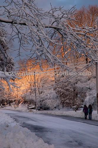 morning usa snow sunrise newjersey forkedriver 3star lisass