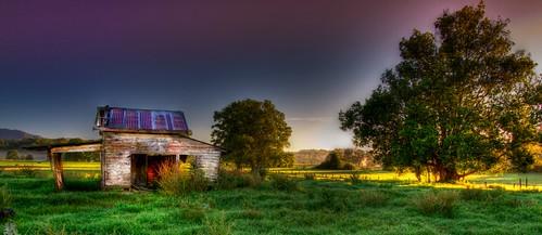 landscape country hdr lightroom bellingen