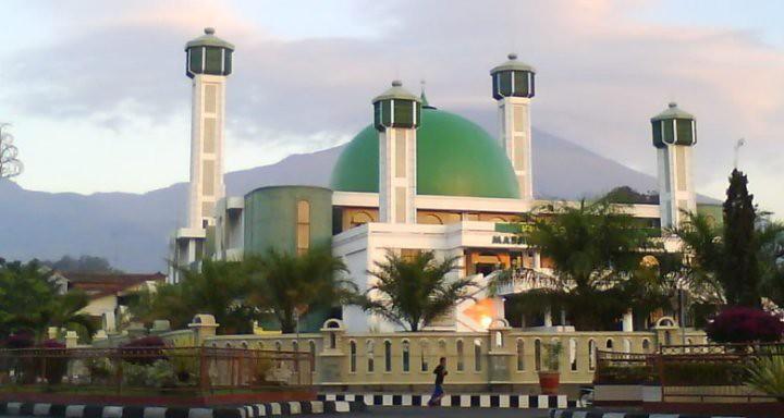 Masjid Agung Syiarul Islam